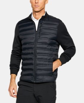 Men's UA Storm Insulated Hybrid Jacket  1  Color Available $112.49