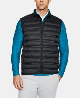 Men's UA Storm Insulated Hybrid Vest  1 Color $97.49