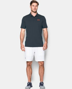 New Arrival  Men's UA Threadborne™ Center Court Printed Polo  1 Color $79.99