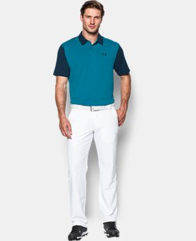 Men's UA Threadborne™ Fastback Polo  1 Color $89.99