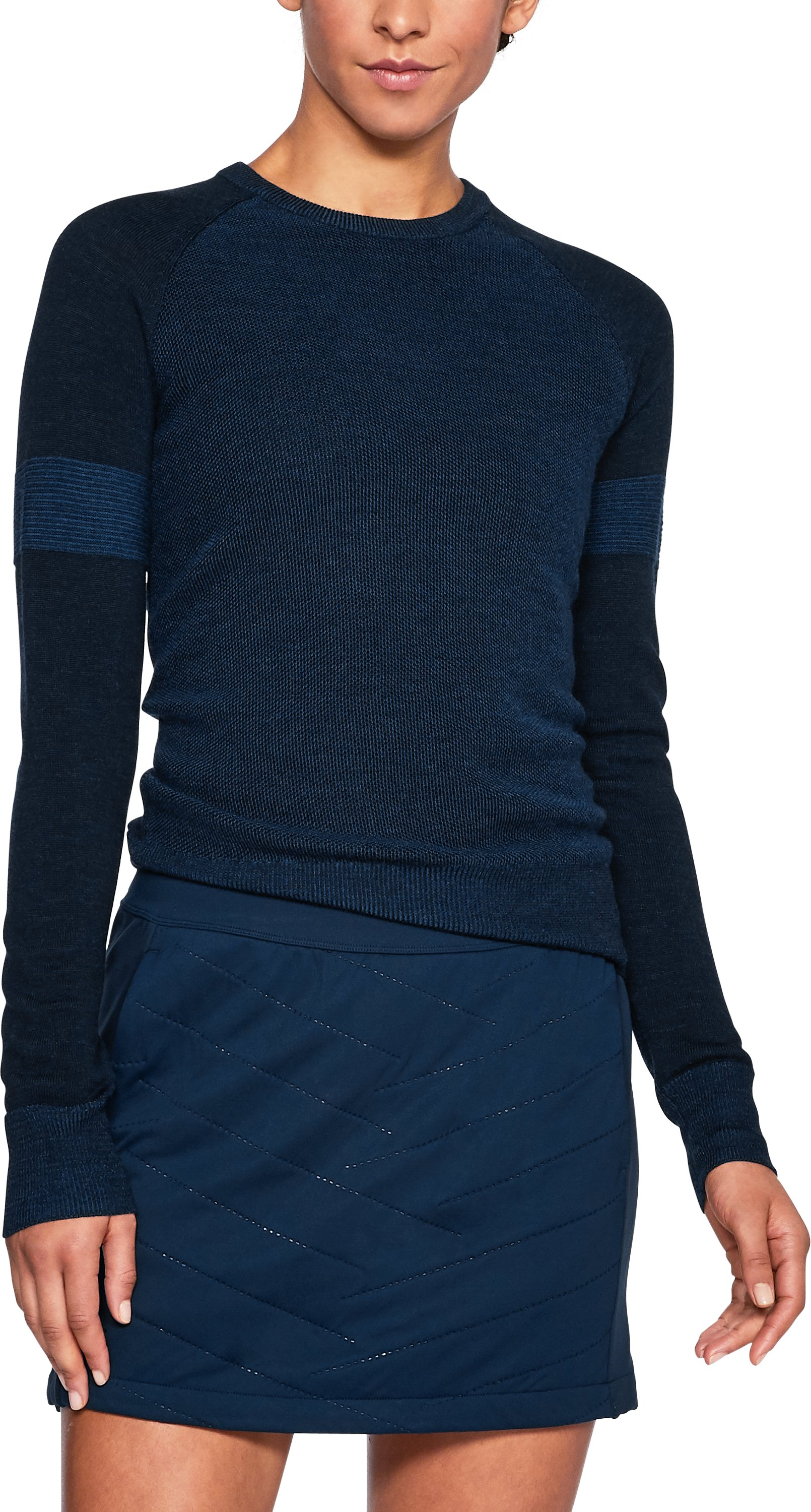Women's UA Threadborne Crew Sweater 2 Colors $82.49