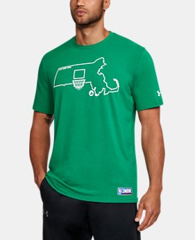Men's NBA Combine UA Graphic State T-Shirt  1 Color $35