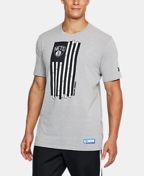 Men's NBA Combine UA Court Flag T-Shirt  10 Colors $35
