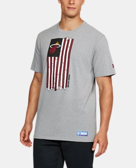 Men's NBA Combine UA Court Flag T-Shirt  12 Colors $35