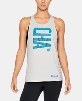 Women's NBA Combine Authentic City Abbreviation Tank  30 Colors $35