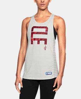 Women's NBA Combine Authentic City Abbreviation Tank  30  Colors Available $35