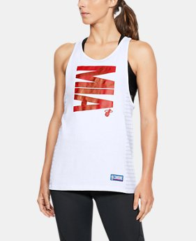 Women's NBA Combine Authentic City Abbreviation Tank   $35