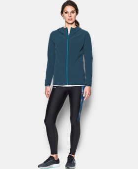 Women's UA Out Run The Storm Jacket  1 Color $62.99