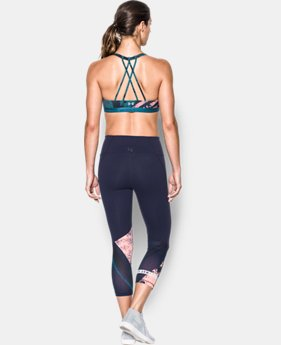 Women's Armour® Strappy Low Sports Bra  2 Colors $34.99
