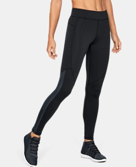 Women's ColdGear® Armour Graphic Leggings  3 Colors $54.99