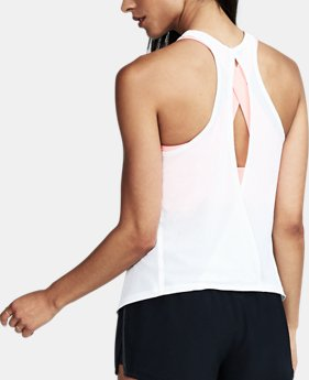 Women's UA Accelerate Tank  1 Color $64.99