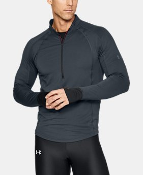 New Arrival Men's ColdGear® Reactor Run ½ Zip  5 Colors $84.99