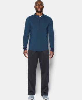 New Arrival Men's ColdGear® Reactor Run ½ Zip   $84.99