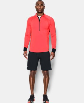 New Arrival Men's ColdGear® Reactor Run ½ Zip  2 Colors $84.99
