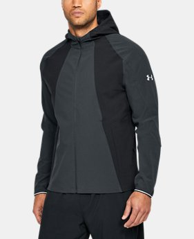 Men's UA Outrun The Storm Jacket   $89.99