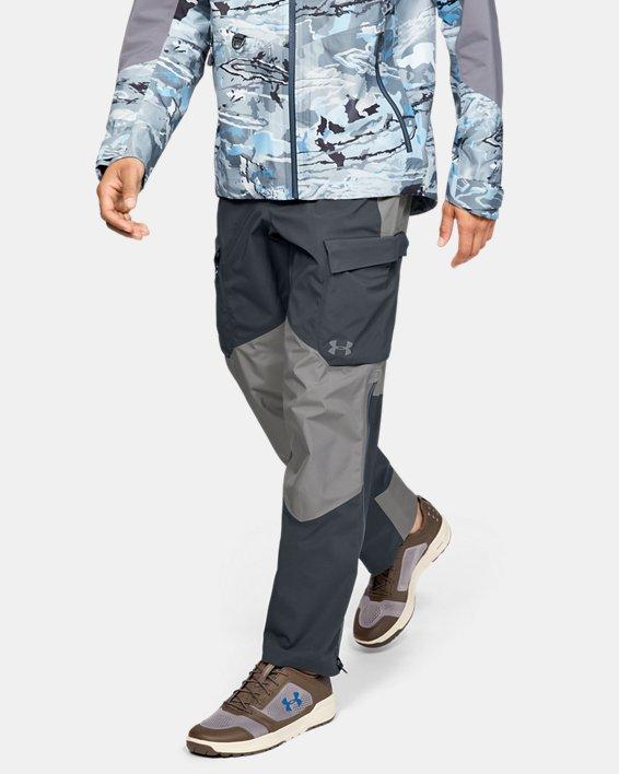 UA GORE-TEX® Shoreman Pants, Gray, pdpMainDesktop image number 0