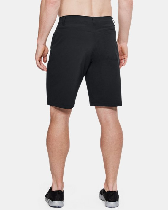 Men's UA Fish Hunter Shorts, Black, pdpMainDesktop image number 2