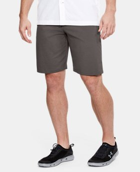 New Arrival Men's UA Fish Hunter Shorts  5 Colors $55
