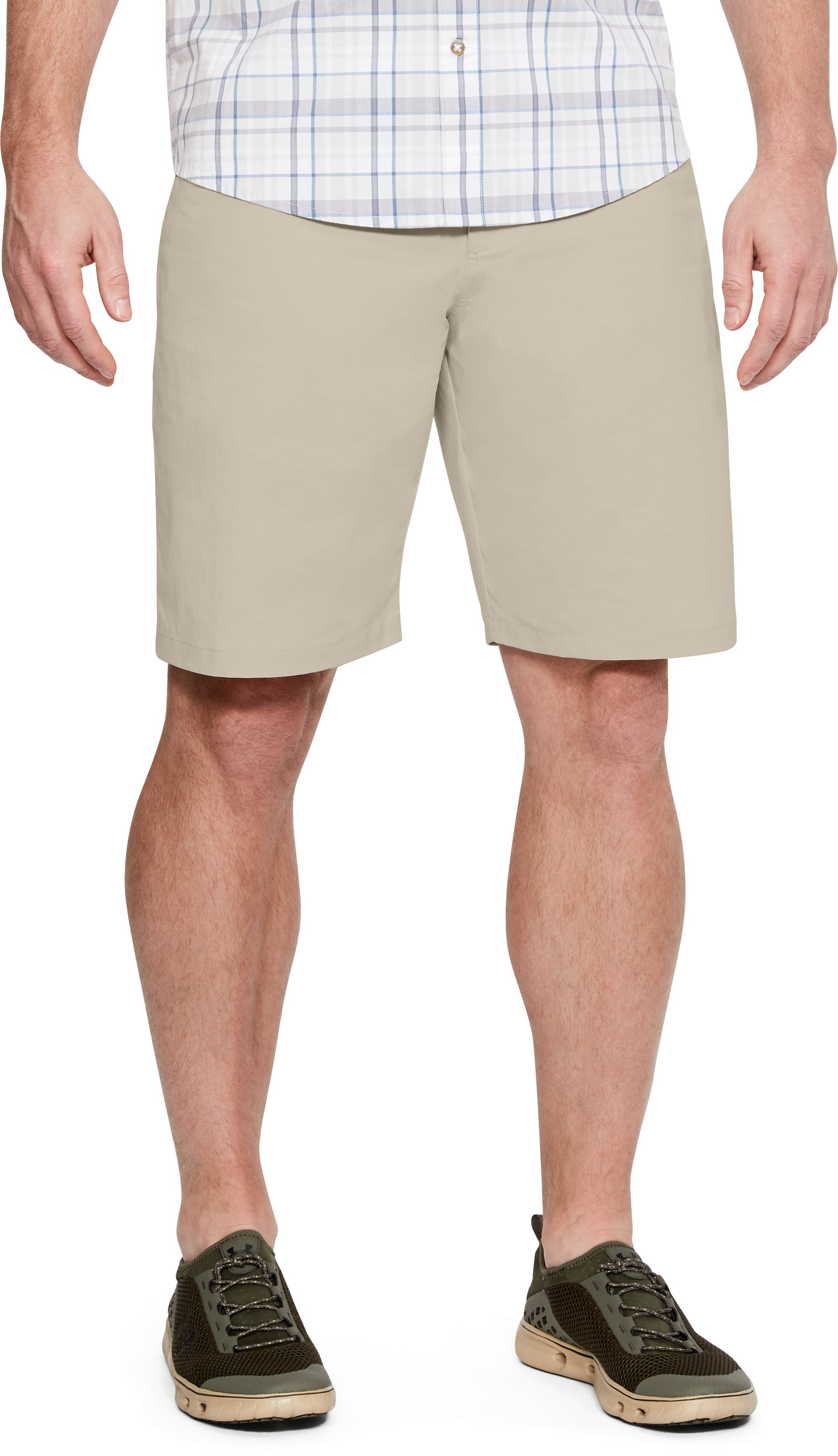 Men's UA Fish Hunter Shorts, Baja