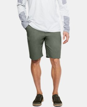 New Arrival Men's UA Fish Hunter Shorts   $55