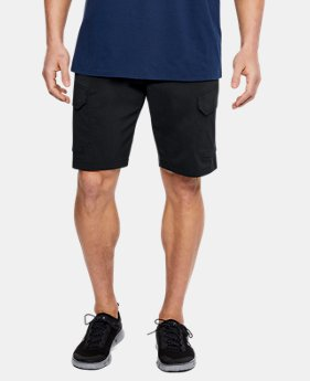 New Arrival  Men's UA Fish Hunter Cargo Shorts  1 Color $75