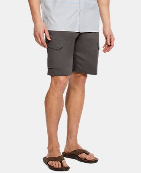 Men's UA Fish Hunter Cargo Shorts  1  Color Available $65