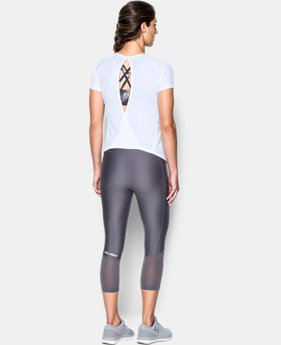 Women's UA Accelerate Short Sleeve  1 Color $59.99