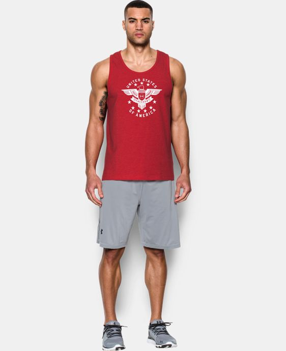 Men's UA Freedom Eagle Tank   $24.99