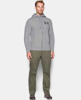 New Arrival  Men's UA Threadborne™ Full Zip Hoodie  1 Color $84.99