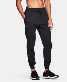 Men's UA Armour® Fleece Twill Jogger LIMITED TIME OFFER 3 Colors $46.14