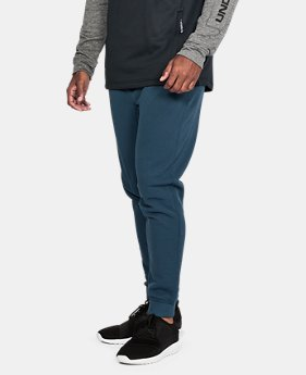 Men's UA Armour® Fleece Twill Jogger LIMITED TIME OFFER 2 Colors $39.99