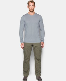 Men's UA Threadborne™ Crew LIMITED TIME OFFER 1 Color $41.99