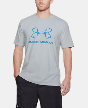 New Arrival Men's UA Fish Hook Sportstyle T-Shirt   $25