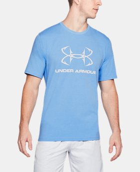 Men's UA Fish Hook Sportstyle T-Shirt  1 Color $25