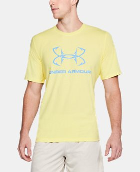 Men's UA Fish Hook Sportstyle T-Shirt  1  Color Available $25