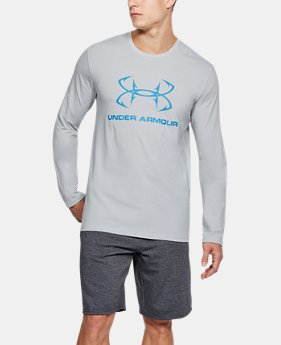 New Arrival Men's UA Fish Hook Sportstyle Long Sleeve  2 Colors $30