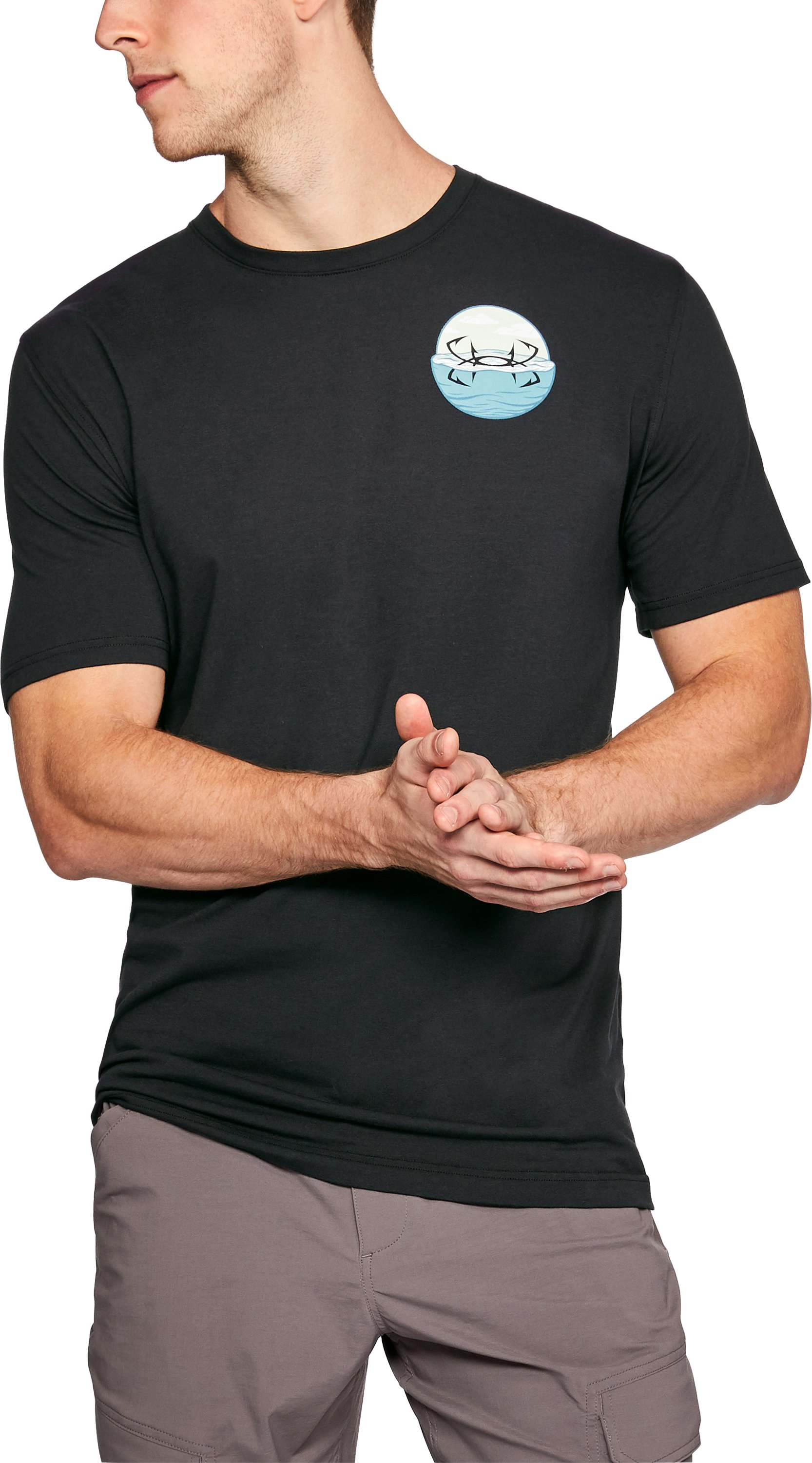 Men's UA Lord of the Lake T-Shirt, Black
