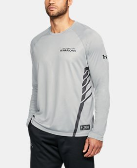 Men's NBA Combine UA Pinnacle Long Sleeve T-Shirt   1 Color $50