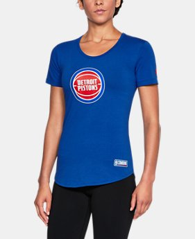 Women's NBA Combine Lockup T-Shirt  7 Colors $35