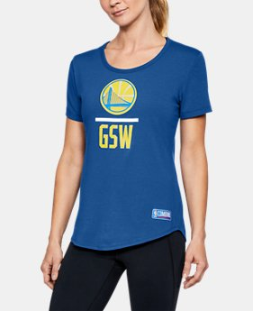 Women's NBA Combine Lockup T-Shirt  2  Colors Available $34.99