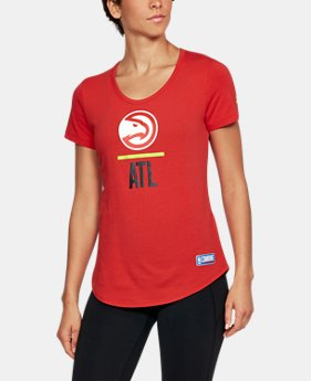 Women's NBA Combine Lockup T-Shirt  8 Colors $35