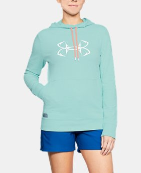 New Arrival Women's UA Microthread Shoreline Terry Hoodie  2 Colors $60