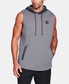 Men's UA Sportstyle Sleeveless Hoodie  1 Color $41.24