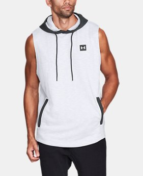 Men's UA Sportstyle Sleeveless Hoodie  4 Colors $54.99