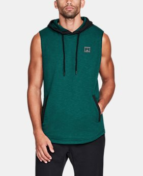 Men's UA Sportstyle Sleeveless Hoodie  1 Color $38.49