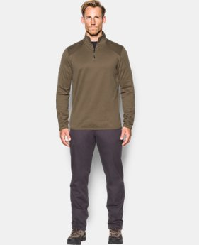 Men's UA ColdGear® Reactor ¼ Zip  1 Color $52.49