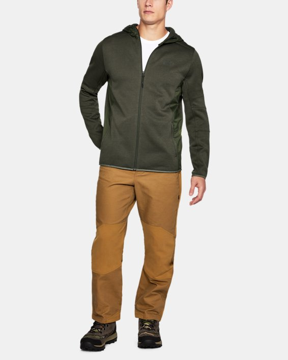 Men's UA Swacket, Green, pdpMainDesktop image number 0