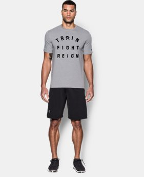 Men's Canelo UA Train Fight Reign T-Shirt  1 Color $29.99