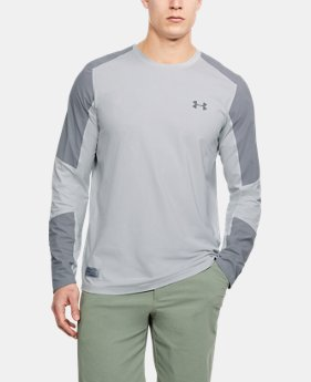 Men's UA CoolSwitch Hybrid Crew  1  Color $60