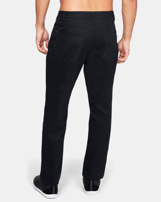 Men's UA Payload Pants, Black, pdpMainDesktop image number 2